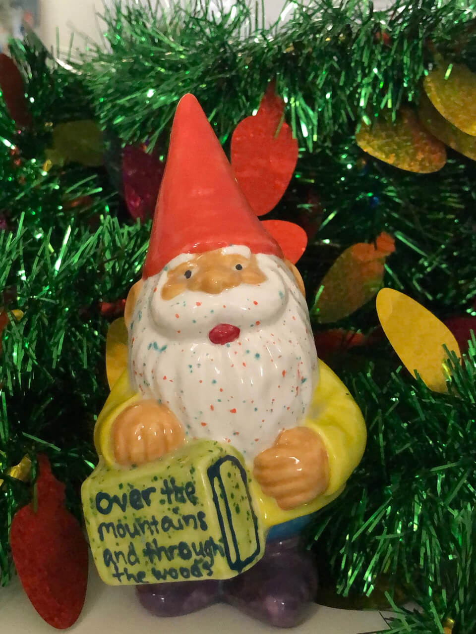 gnome holiday